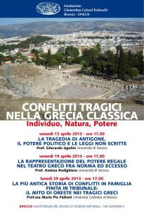 Conflitti tragici nella Grecia classica