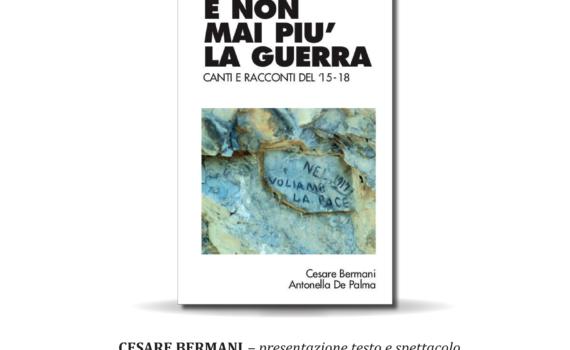 """Locandina """"Canti e testimonianze a un secolo da Caporetto"""""""